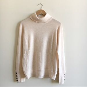 Anthropologie Sweaters - Anthropologie Moth Turtleneck Sweater